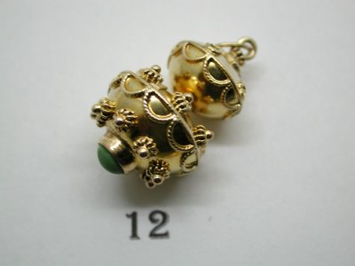Superb-Vintage-and-Antique-Heavy-Top-Quality-Solid-Gold-Charms-Pendants